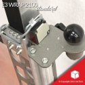 E3 Wrap 2100 - Photocell for Height Detection and film tension controller