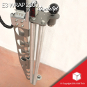 E3 Wrap 2100 standard - Aluminum rods for a tighter wrap