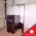 E3 Wrap 2100 standard - Also works with E3 Black Film