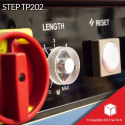 STEP TP-202CE Main Controls