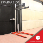 E3 Wrap 2100 SCALE - Pallet wrapper