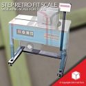 Retro Fit Scale for Strapping Machines