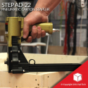 STEP Pneumatic Carton Stapler AD-22