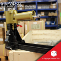 STEP Pneumatic Carton Stapler AD-22