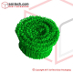 Sack Tie 220mm Green