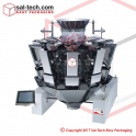 10 Head Combined Weigher: SS304 2.0L