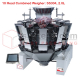 Full Set of STEP SK-620TDT Quad Sealed Pouch Packaging Machine