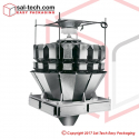 STEP 16 Head Salad Weigher with Screw Function (5.5L)
