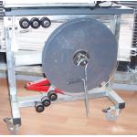 STEP Band 800 Jumbo Dispenser Banding Machine