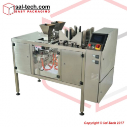 STEP DB-Duplex Laminated Bag Sealing Machine
