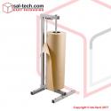 STEP PD-307 Vertical Paper Film Dispenser