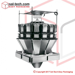 STEP MHW-14-55 Multihead Weigher 5.5L Large Volume