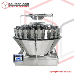 STEP 24 Head Multi Weigher with Mix Function & Memory Hopper