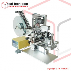 STEP ATL-106 Square Shapes and Dog Bags Labelling Machine