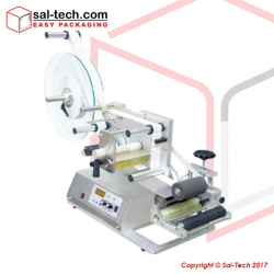 STEP ATL-109 Round Shape Bottles Labelling Machine