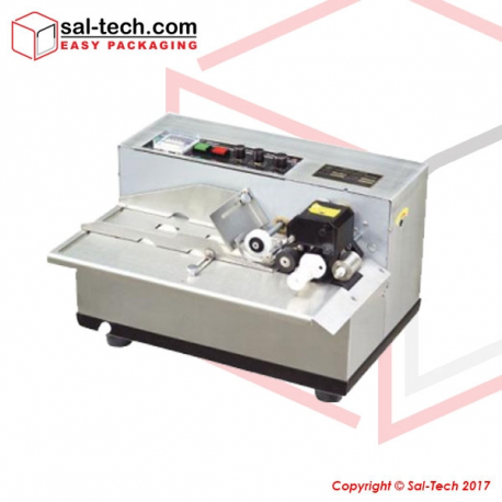 STEP DH-20 Doy Bag Ink Roller Labelling Machine