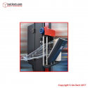 STEP MODEL 200 Semi-Automatic Turntable Pallet Wrapper