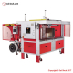 STEP TP-702CQ Corrugated Strapping Machines with 4-Sides Squaring Function