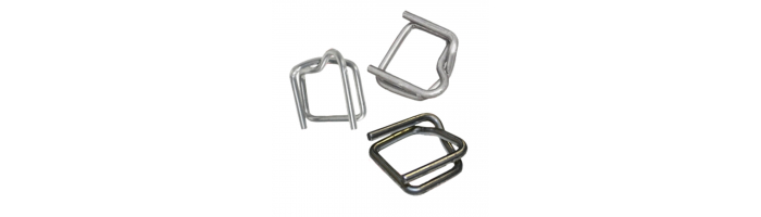 Steel buckels for WG and WG strap