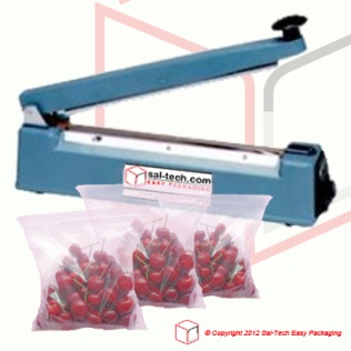 Hand-Operated Impulse Sealers ME-300HI