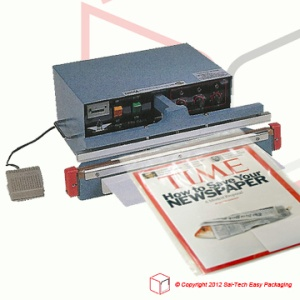 Semi-Automatic Impulse Sealer ME-455AI