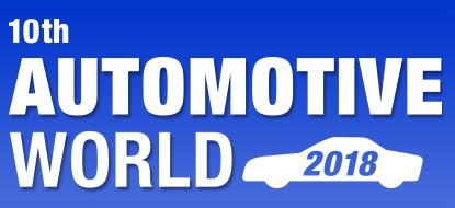 10th Automotive World 2018-Tokyo Japan
