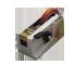 Tapemetre og klæberulledispenser