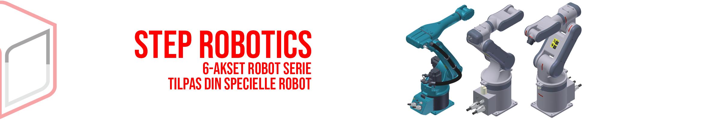 STEP Robotics - Projekter med Sal-Tech der løser Jeres behov for kost optimering af pakke scenarier