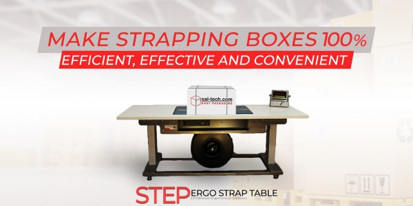 Make Strapping Boxes 100% Efficient, Effective and Convenient